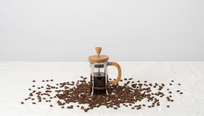 how much coffee to use in French press