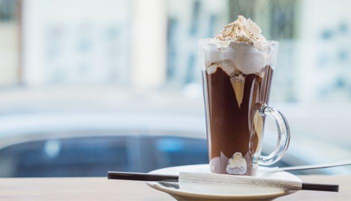 mocha vs macchiato espresso drink